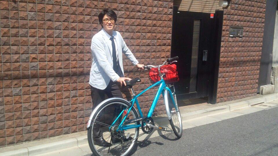 自転車買いました!_c0029779_18112014.jpg