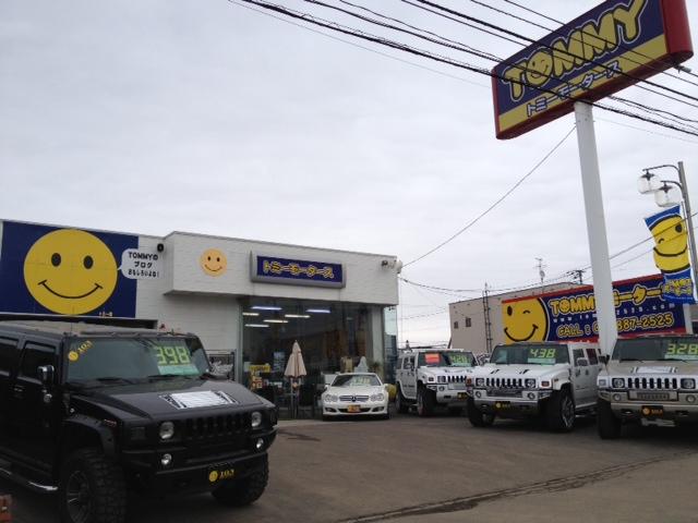 ランクル、ハマー、アルファード♪車買うならTOMMYモータース♪_b0127002_20222314.jpg