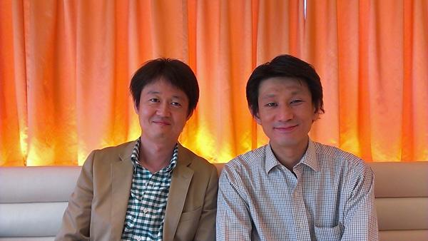 シックス・アパート社、平田大治さんとの午後_a0000006_17164882.jpg