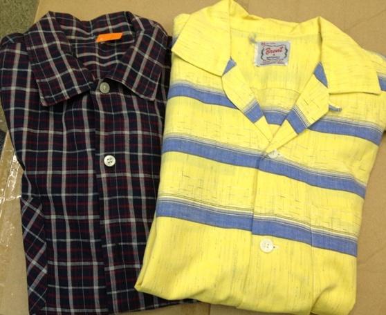 アメリカ仕入れ情報#22 50'S コットンシャツ!_c0144020_1353668.jpg