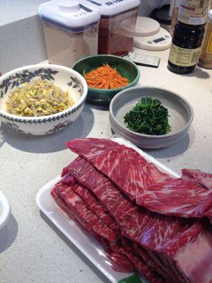 マダム❤キムのハワイで韓国料理クラス☆★☆_f0095325_11261426.jpg