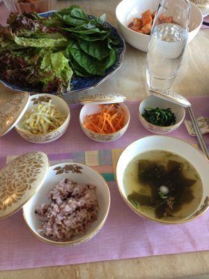 マダム❤キムのハワイで韓国料理クラス☆★☆_f0095325_11261948.jpg
