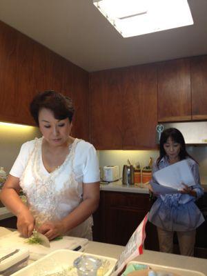 マダム❤キムのハワイで韓国料理クラス☆★☆_f0095325_1126999.jpg