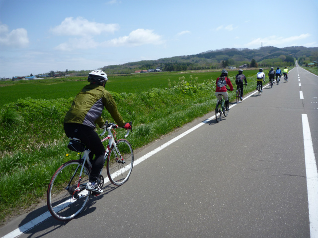 【NAGANUMA LUNCH CYCLING!】_b0195144_20404150.jpg