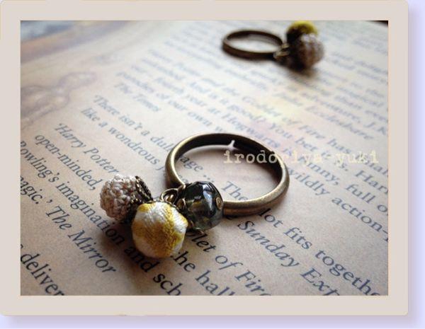 リング・ピンキーリング【私の宝石】_e0278869_2226399.jpg