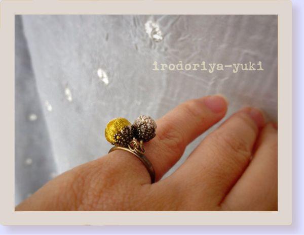 リング・ピンキーリング【私の宝石】_e0278869_2226543.jpg