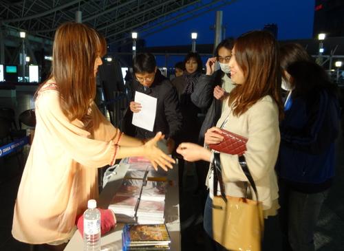JR大阪ステーションシティエキコンライブありがとう!_e0261371_10525760.jpg