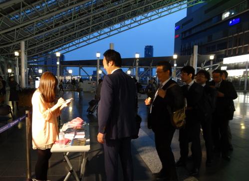 JR大阪ステーションシティエキコンライブありがとう!_e0261371_10573698.jpg