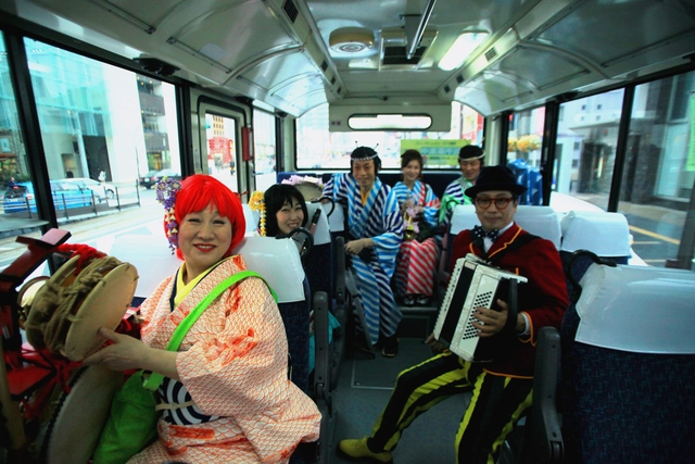 第59回 全日本チンドンコンクール その1_c0196076_2152692.jpg