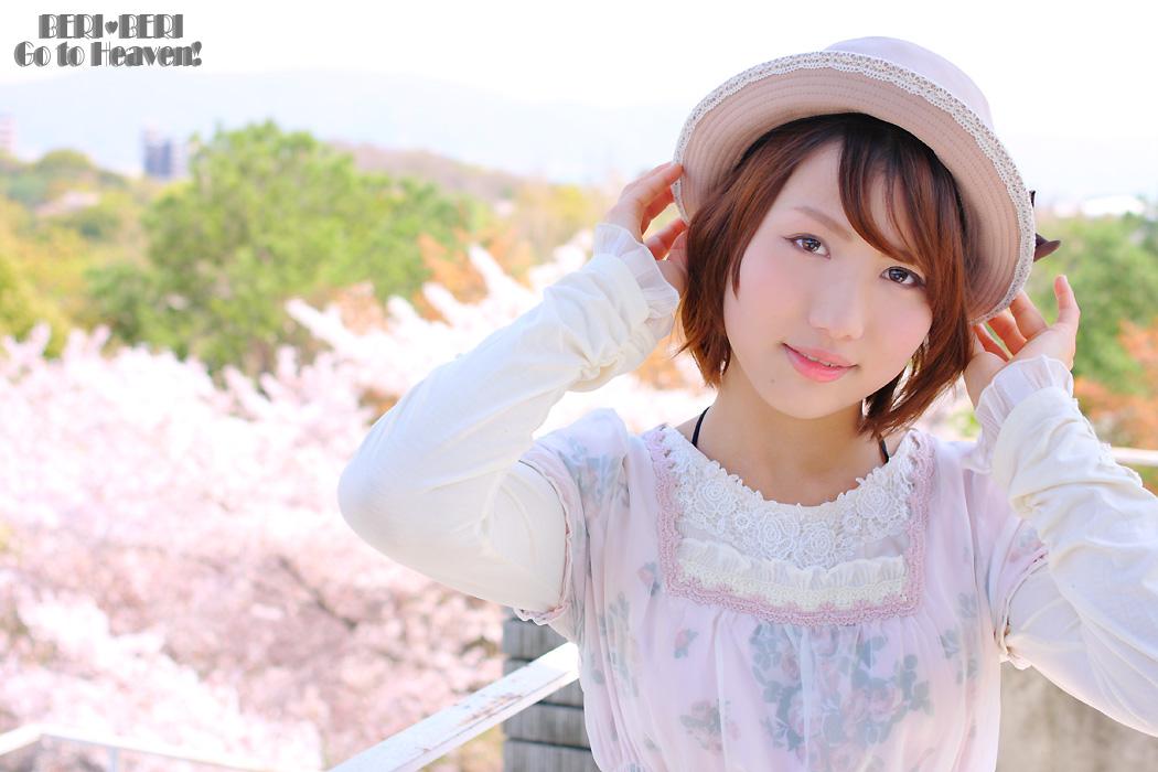 ondineさん花見ロケ ポトレ編 其の壱_d0150493_0472280.jpg