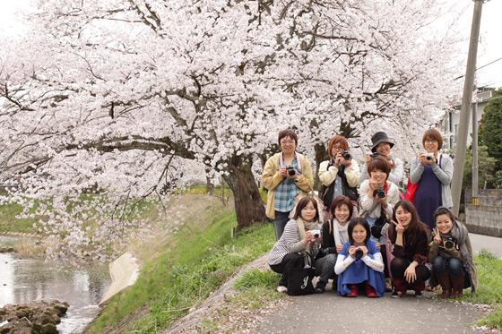桜をふんわり撮る!カメラ女子会をしました_a0189805_20412510.jpg
