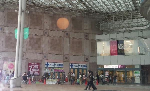 ポップスニーカーズによる初イベントはイオン品川シーサイド店でした!_d0148223_1013767.jpg