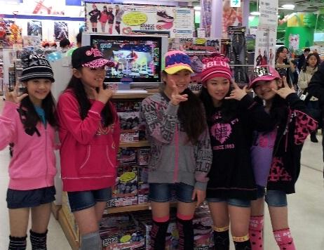 ポップスニーカーズによる初イベントはイオン品川シーサイド店でした!_d0148223_9442835.jpg