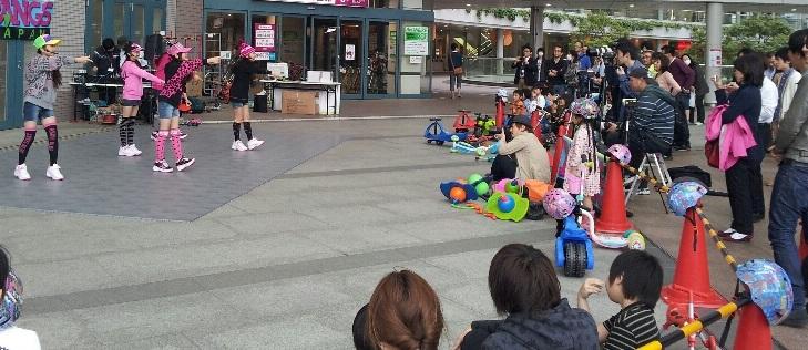 ポップスニーカーズによる初イベントはイオン品川シーサイド店でした!_d0148223_94577.jpg
