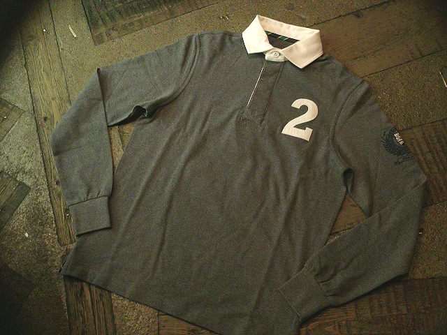 NEW : Barbour [Mallet Long Sleeved Polo] & [Chukker Polo] !!_a0132147_0324538.jpg