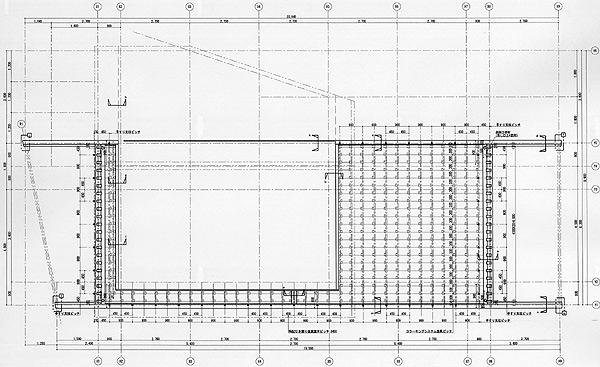 SKY130410 デッキ材にて屋上庭園をつくる施工図面_d0288367_965581.jpg