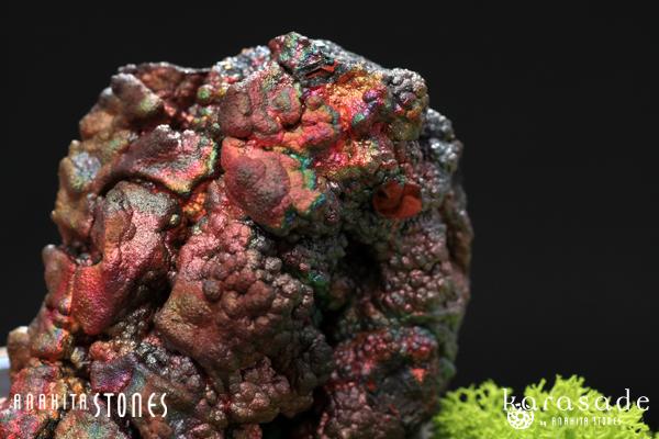 レインボーゲーサイト原石(スペイン産)_d0303974_14233694.jpg