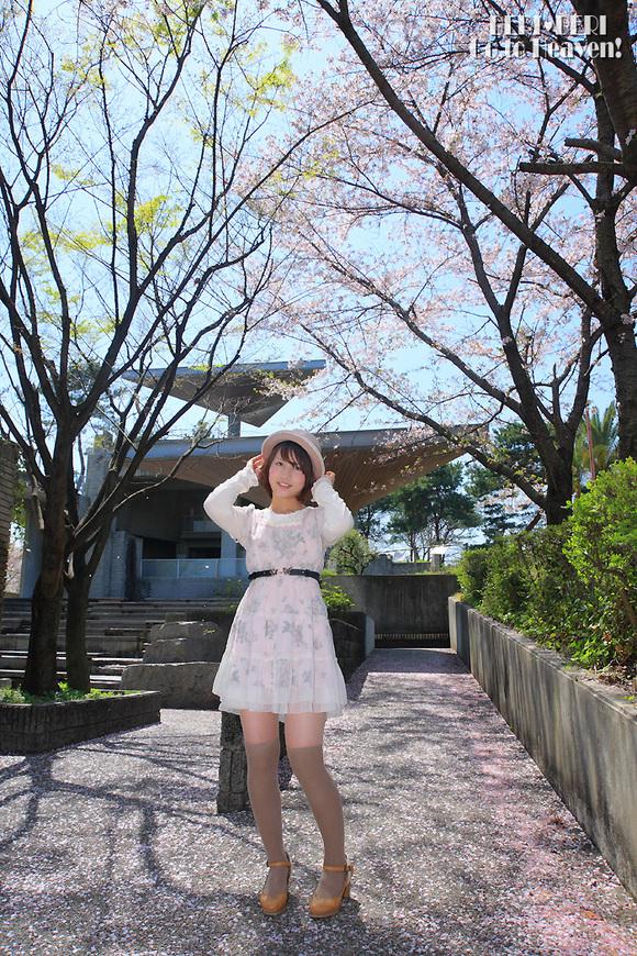 ondineさん花見ロケ ポトレ編 其の壱_d0150493_2314646.jpg