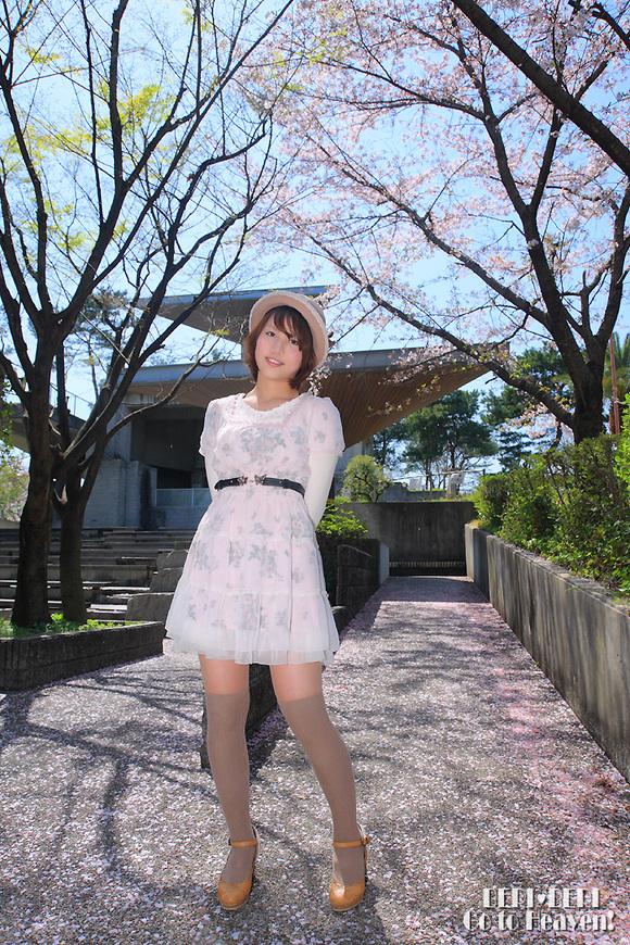 ondineさん花見ロケ ポトレ編 其の壱_d0150493_234111.jpg