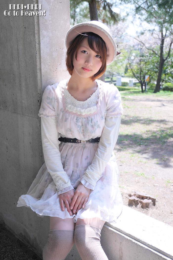 ondineさん花見ロケ ポトレ編 其の壱_d0150493_2353690.jpg