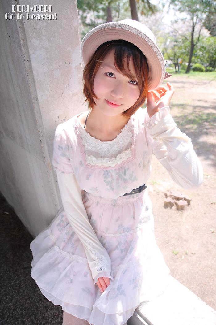 ondineさん花見ロケ ポトレ編 其の壱_d0150493_2364076.jpg
