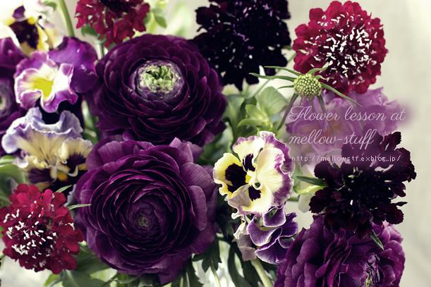 春のお花のレッスンは、こんな感じで。_d0124248_18273710.jpg