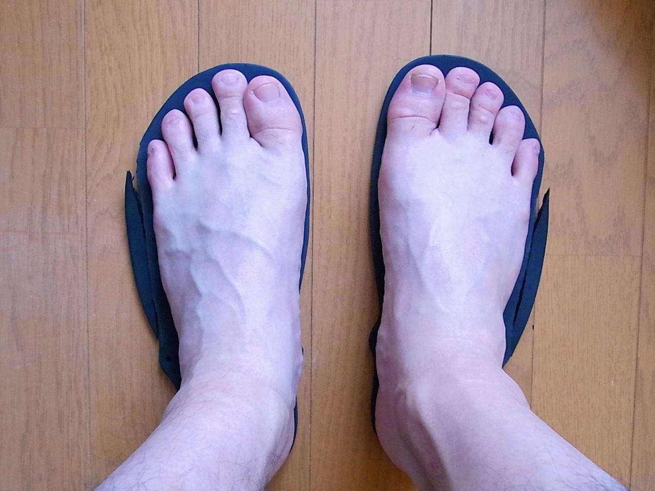 2013.4.7 Xero Shoes Kitsをつくる_b0219778_0124561.jpg