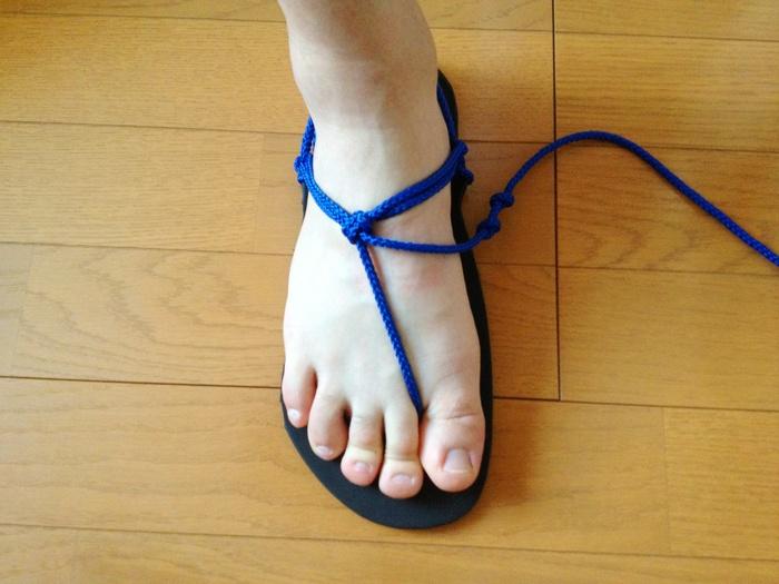2013.4.7 Xero Shoes Kitsをつくる_b0219778_0245838.jpg