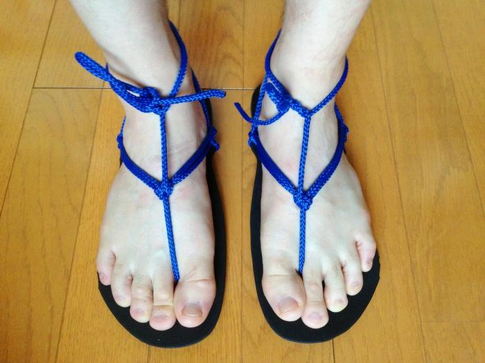 2013.4.7 Xero Shoes Kitsをつくる_b0219778_0262128.jpg