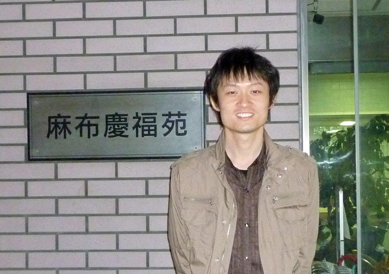 東京漢語角の仲間、車椅子介助ボランティアに参加_d0027795_1830469.jpg