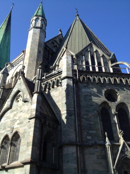 ニーダロス大聖堂 Trondheim_a0229904_4135777.jpg
