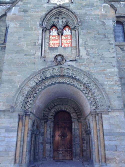 ニーダロス大聖堂 Trondheim_a0229904_4233859.jpg