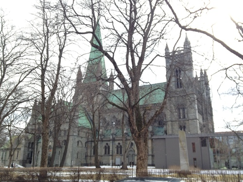ニーダロス大聖堂 Trondheim_a0229904_426057.jpg