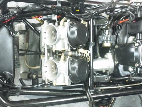 DUCATI M900・・・・・・モンスター900のフルメンテでござる。その11_a0163159_21484915.jpg