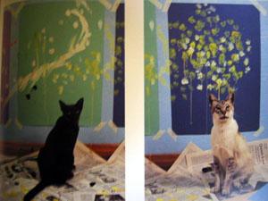 猫のアーティストたち_a0155362_20313413.jpg