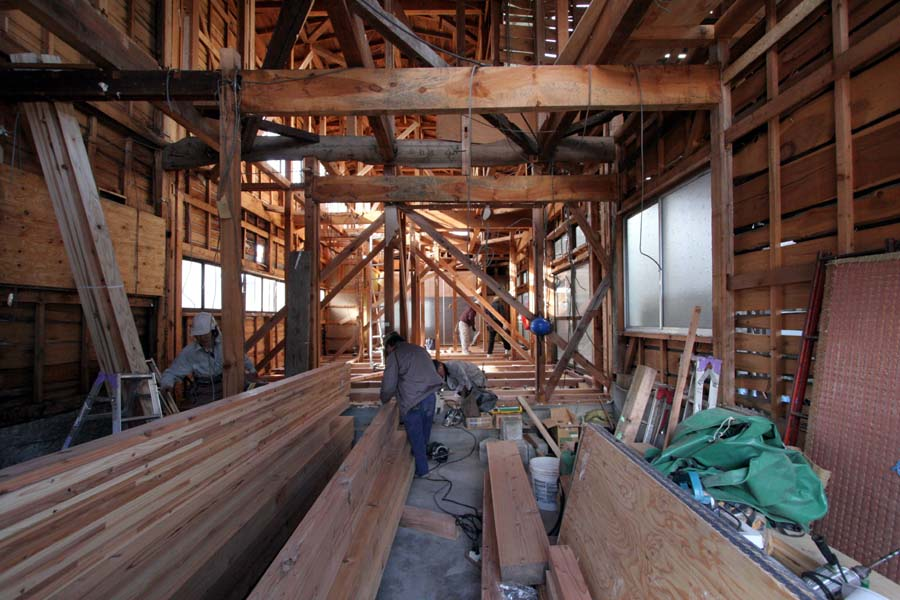 S様邸「耐震&断熱改修工事」元町の家_f0150893_17512535.jpg