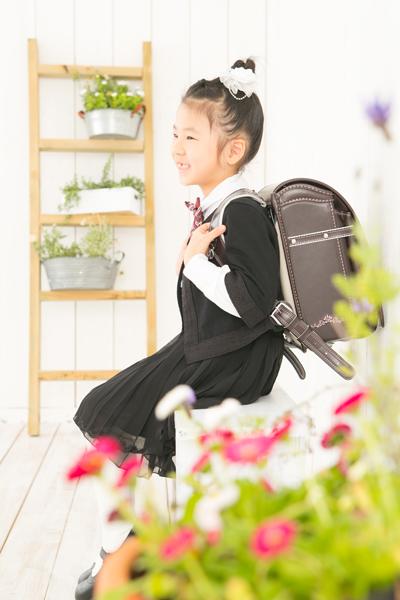 ご入学のお写真&1才のお誕生日_b0193602_22552635.jpg