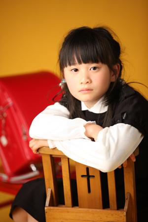こころちゃん☆祝ご入学_b0203705_1625112.jpg