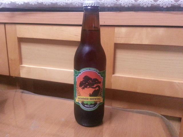今夜のビールVol.42 ブリマー・ブルーイング ペールエール_b0042308_2250332.jpg