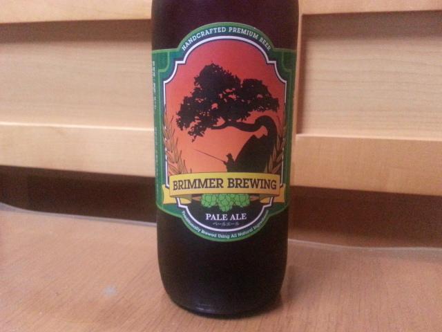 今夜のビールVol.42 ブリマー・ブルーイング ペールエール_b0042308_22525632.jpg