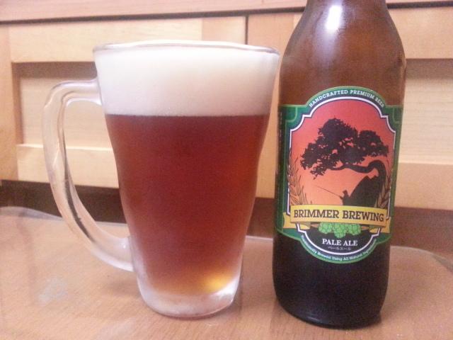 今夜のビールVol.42 ブリマー・ブルーイング ペールエール_b0042308_22535534.jpg
