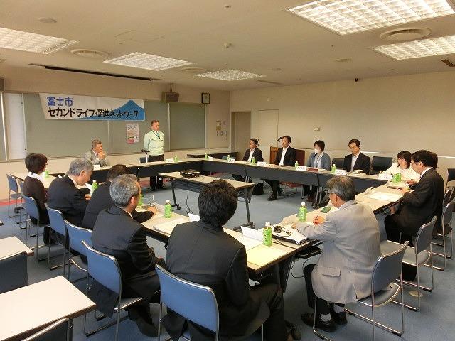 年に一度の「富士市セカンドライフ促進ネットワーク会議」_f0141310_7262331.jpg