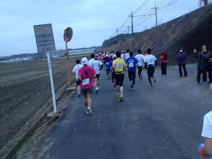 はじめて42.195kmに挑戦!! レポ その4 前半_c0222817_19493465.jpg