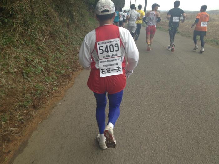 はじめて42.195kmに挑戦!! レポ その4 前半_c0222817_19503442.jpg