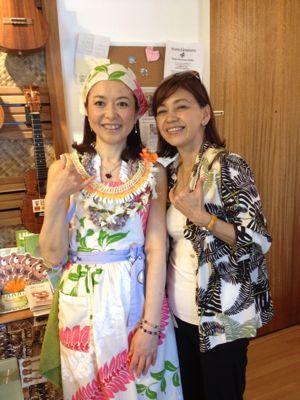 ハワイ最後のお仕事と、ヨガでさくっとNYに戻りました!_f0095325_11343898.jpg