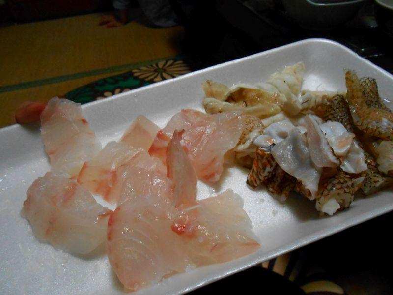 静岡ではめずらしいアラ(クエ)_a0095931_12584589.jpg