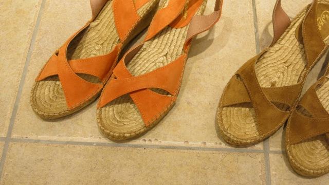 この春夏のCarzanor サンダルです。_c0227633_13474556.jpg