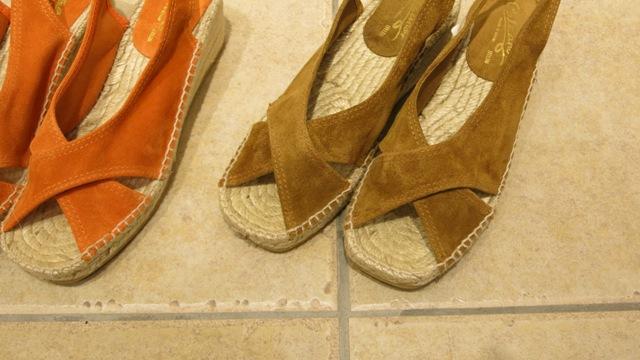 この春夏のCarzanor サンダルです。_c0227633_13503615.jpg
