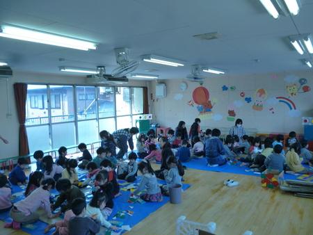 御田保育園 造形活動_c0217044_09205.jpg