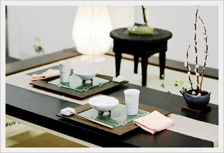 お花見テーブル♪ ~ブラッシュアップクラス_d0217944_23484044.jpg